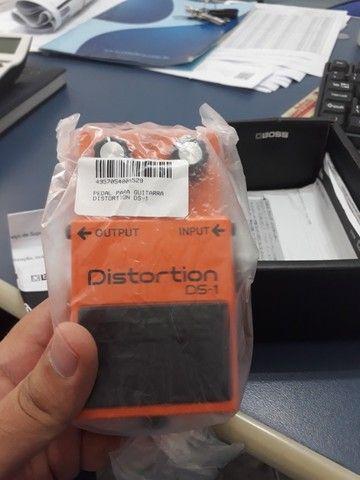 Pedal Distortion DS1 Boss