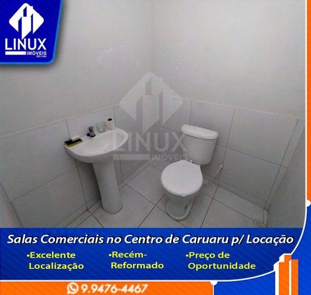 Alugo Salas Comerciais de 15 m² no Centro de Caruaru/PE. - Foto 3