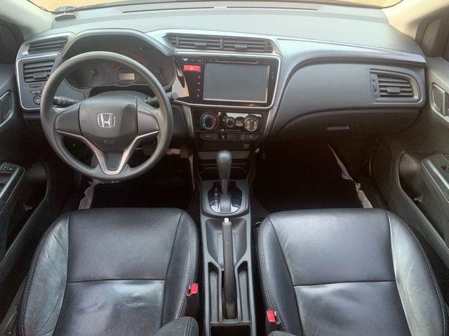 HONDA CITY Sedan LX 1.5 Flex 16V 4p Aut. - Foto 10