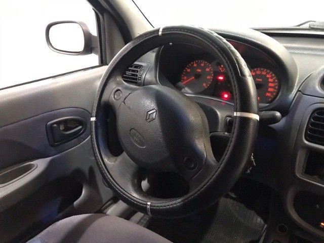Clio RT 1.0 2002 Completo - Foto 2