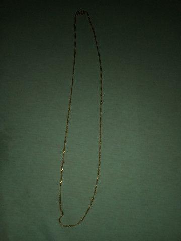 Cordao romanel 70 centímetros masculino  - Foto 3