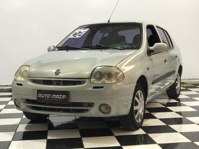 Clio RT 1.0 2002 Completo
