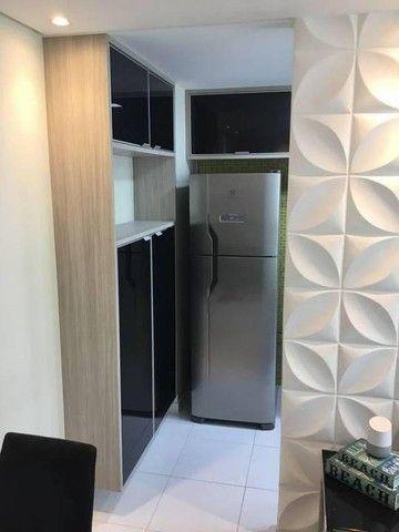 Apartamento com 3 dormitórios à venda, 67 m² por R$ 530.000 - Porto de Galinhas - Ipojuca/ - Foto 4