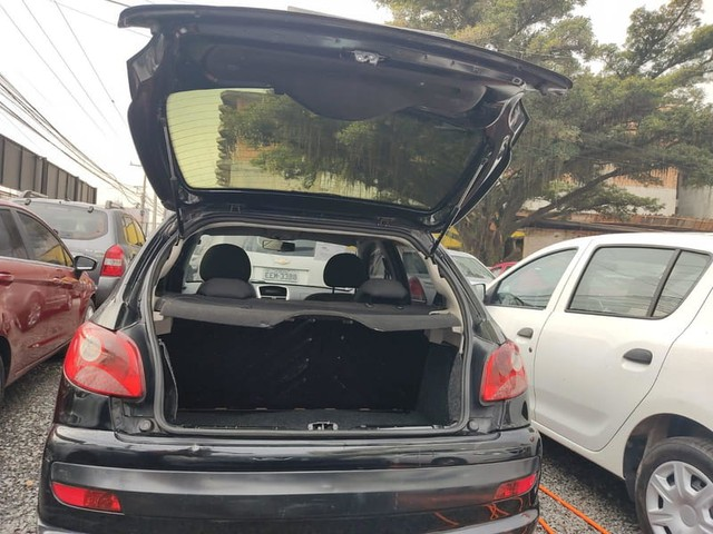 Peugeot 207 HATCH XR-SPORT 1.4 8V FLEX 4P - Foto 15