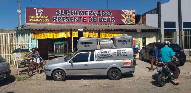 Publicidade em carro de som  - Foto 3