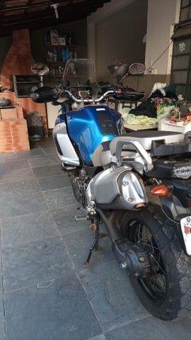 XT 1200Z - Super Ténéré 2012 - Único dono - Pneus Novos - Foto 12