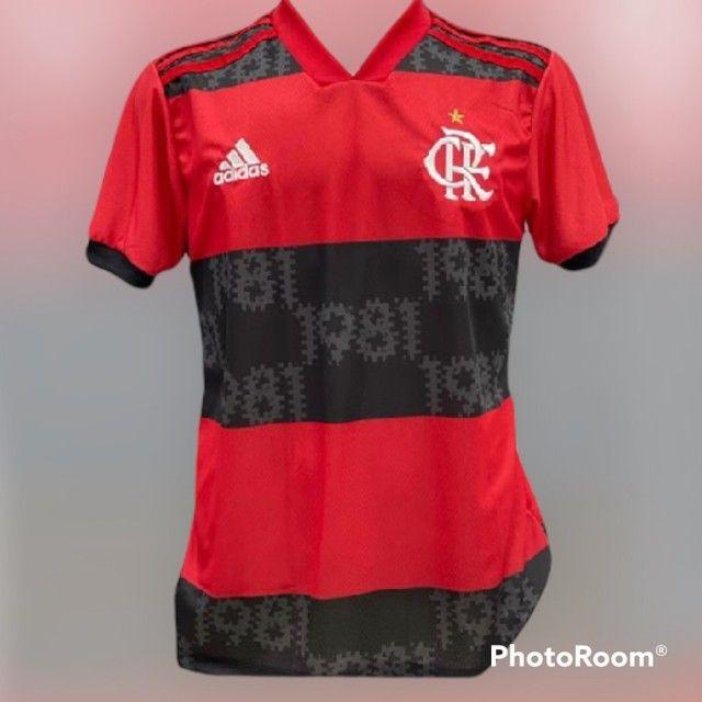 Camisa de time  1 linha nacional