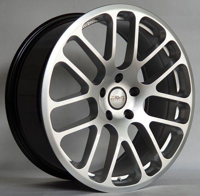 Rodas Aro 20x8,5' ET30 ZW317 5x120 BMW