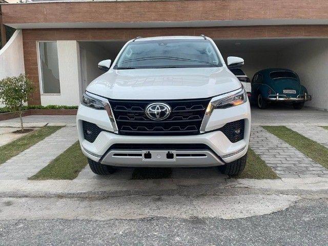 Toyota SW4 SRX 0KM 7 Lugares 2021 Pago Diesel