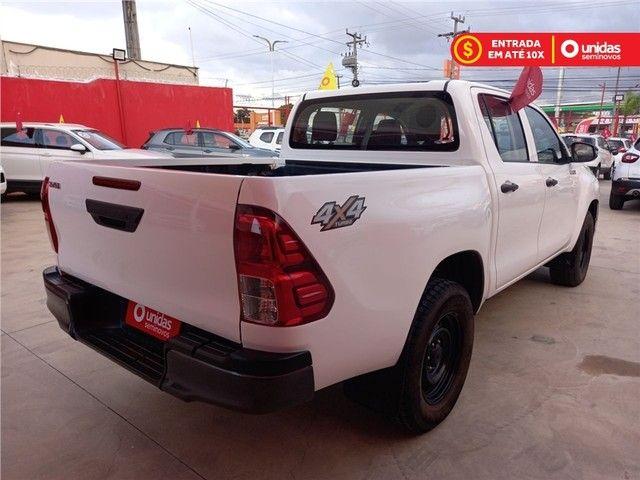 Toyota Hilux 2018 2.8 std 4x4 cd 16v diesel 4p manual - Foto 6