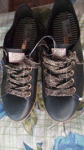 Sapato moleca novo N°37 - Foto 2