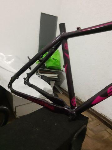 Quadro de bike aro 26 - Foto 2