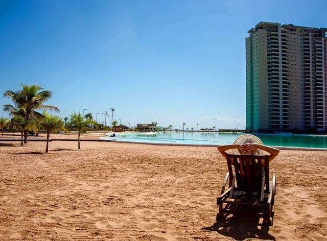 Aluguel- Apartamento  Brasil Beach 188m², cobertura com planejados - Cuiabá MT