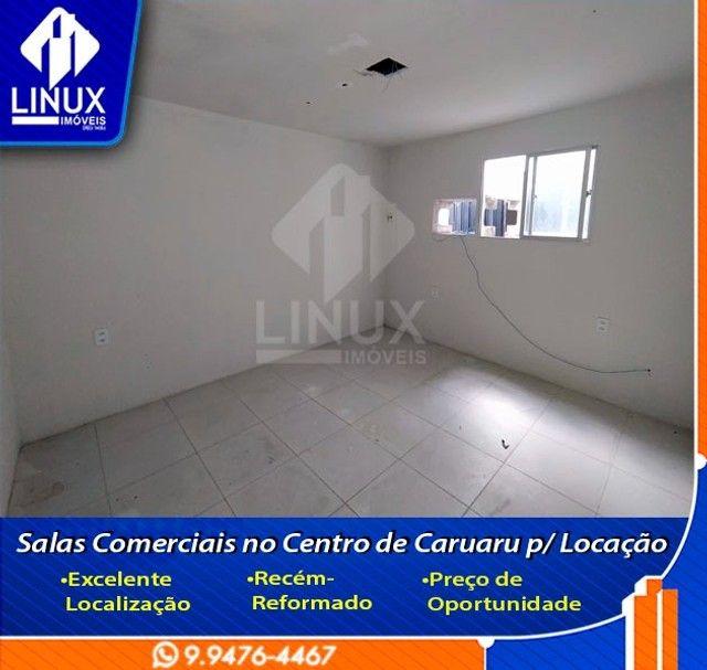 Alugo Salas Comerciais de 15 m² no Centro de Caruaru/PE. - Foto 4