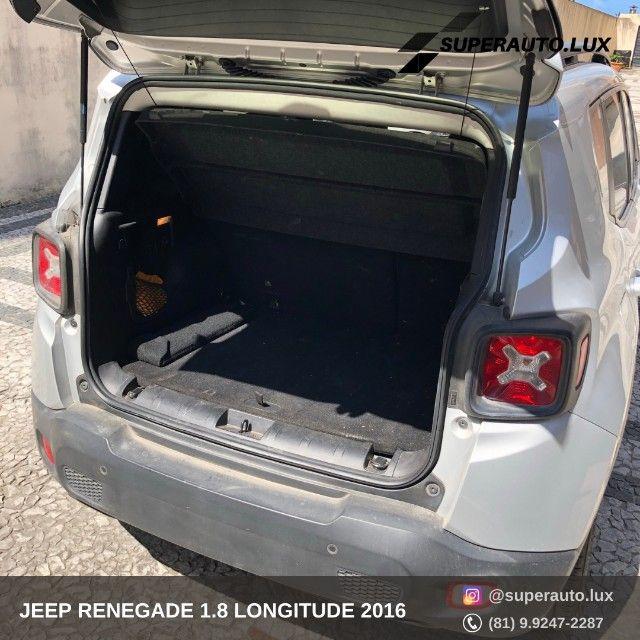 Jeep Renegade 1.8 Longitude 2016 - Foto 8