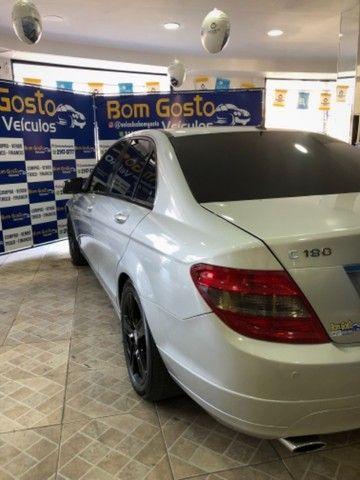 Mercedes- Benz C 180 1.8 Blindada 2011 Aut - Foto 6