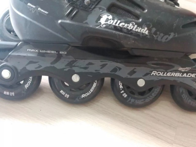 Patins Rollerblade Fusion X3 - Foto 3
