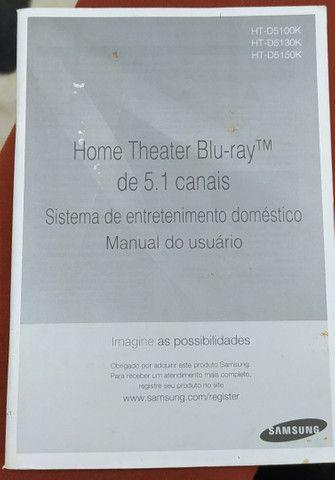 Home Theater da Samsung - Foto 2