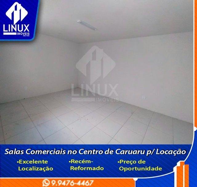 Alugo Salas Comerciais de 15 m² no Centro de Caruaru/PE. - Foto 5