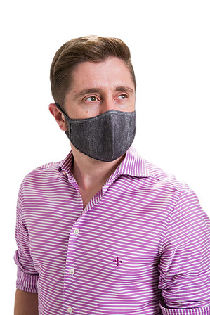 Máscaras Antivirais Promo Relãmpago - Apenas R$ 10,00 - Pronta Entrega - Foto 6