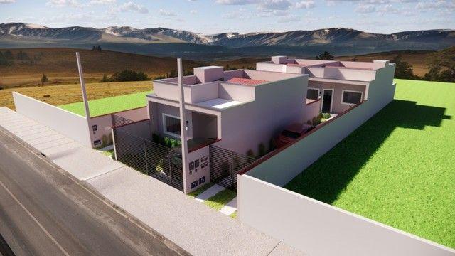 Vendo excelentes imóveis no Vale Do Sol em laje com desing moderno. - Foto 3