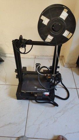 Impressora 3d  - Foto 2