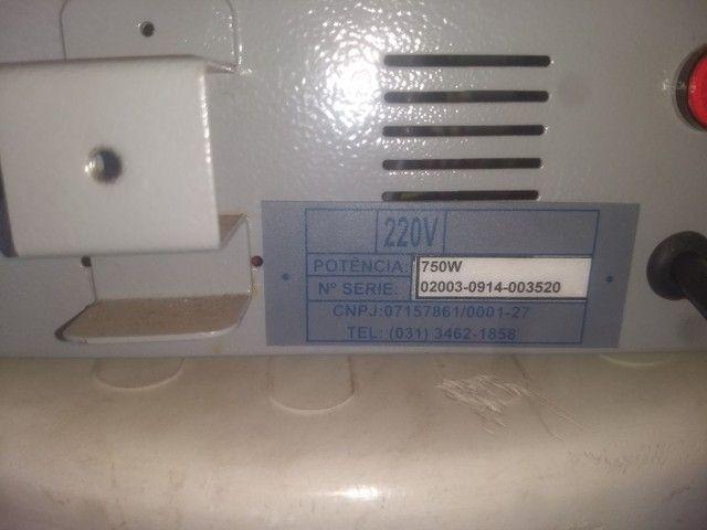 Agitador com aquecimento THELGA - Foto 3