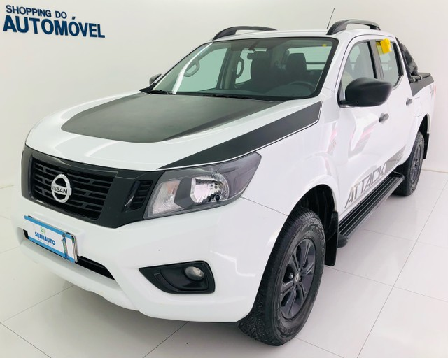 Frontier Attack 4x4 diesel 2020 com 29.000 km + transf. + tanque cheio!!! (81)9.9881.0159