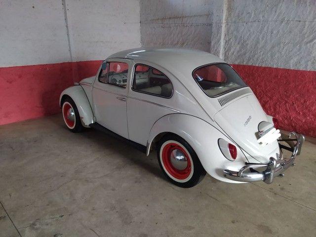 Vende- se Fusca 1969 valor R$ 24.999,00 - Foto 2