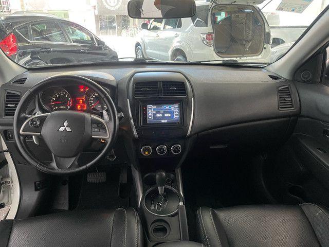 Mitsubishi ASX automática 2017 Semi-Nova - Foto 9