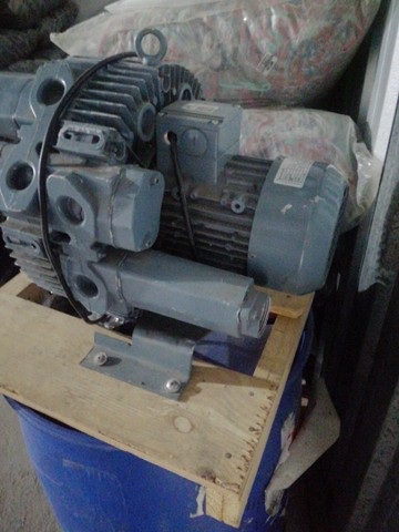 Compressor radial  - Foto 3