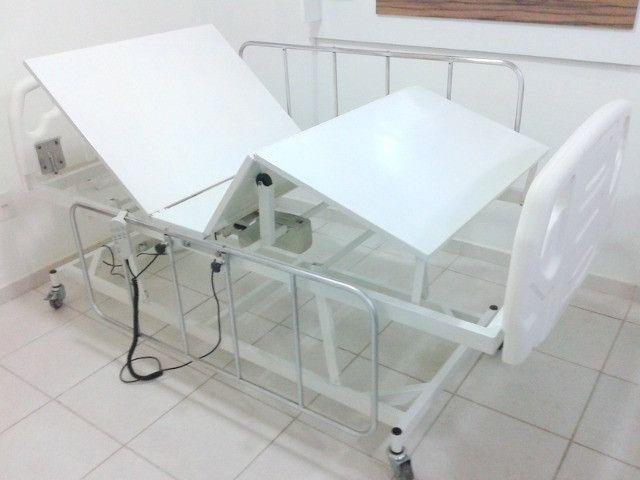 Cama Hospitalar Automática (Aluguel Mensal) - Foto 3
