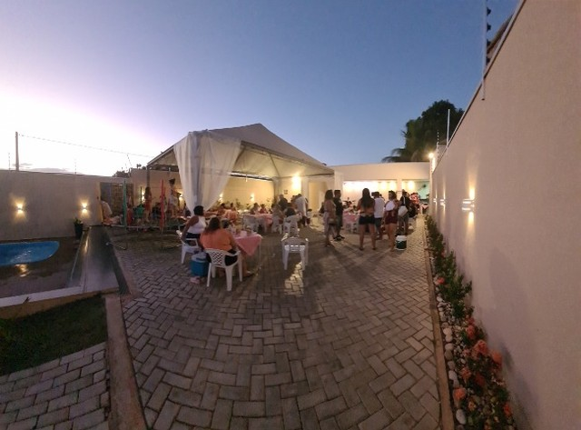 Espaço de Festa com Piscina Próximo ao CPA 4 - Locação - Foto 11