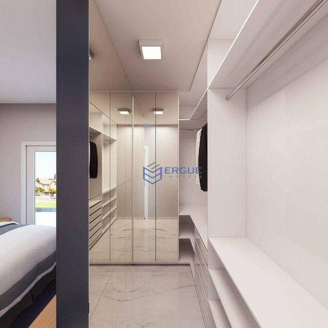 Casa com 3 dormitórios à venda, 132 m² por R$ 469.000,00 - Coité - Eusébio/CE - Foto 16