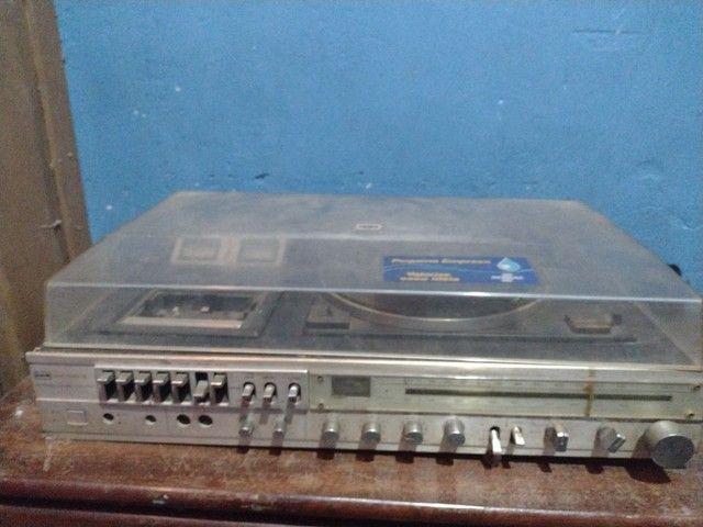 Radiola 3 em 1 antiga - Foto 2