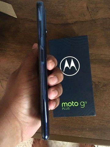 Moto G9 plus 128GB  ( Aceito troca ) - Foto 3