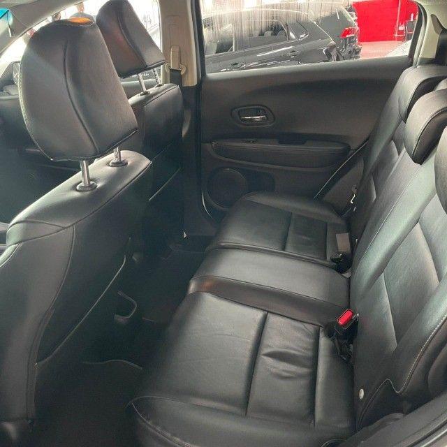 Honda HR-V EXL 1.8 Automática 2016 Baixa Km Carro Impecável Honda é Honda   - Foto 5