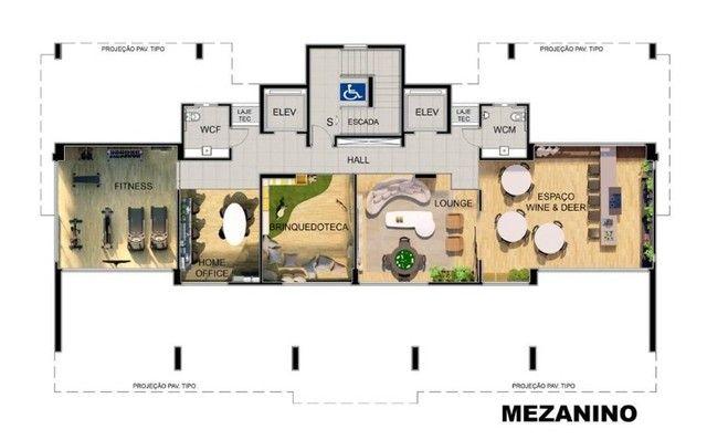 Em Construção! Apartamento 89m², 03 Quartos na Jatiúca. Entrega para Fevereiro/2023 - Foto 11
