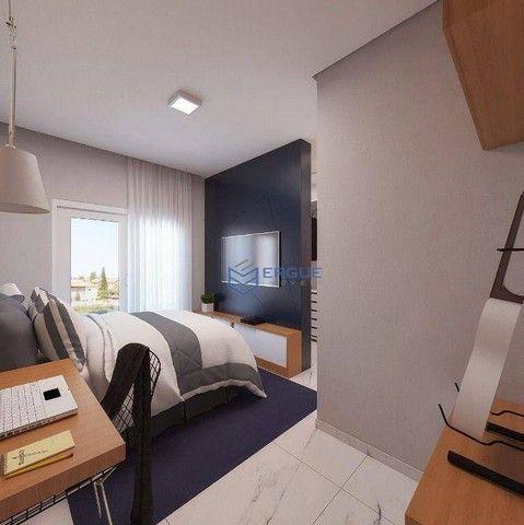 Casa com 3 dormitórios à venda, 132 m² por R$ 469.000,00 - Coité - Eusébio/CE - Foto 8