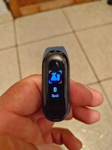 Relógio Inteligente com monitor cardíaco - Foto 6
