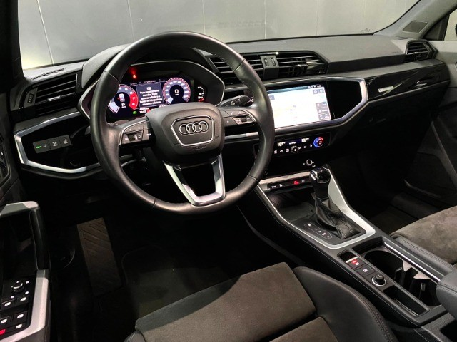 Audi Q3 Black S-line 2021 ( 6500km ) - Foto 11