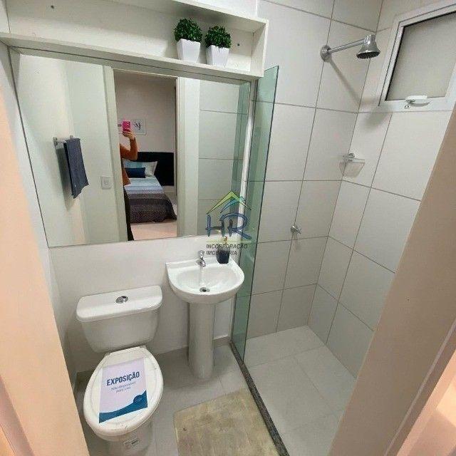 Condomínio Predilleto, Ponta negra, 56m², 2 e 3 quartos sendo 1 suíte - Foto 6