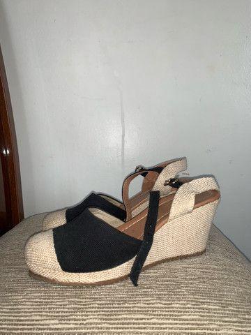 Sandália spadrille - Foto 3