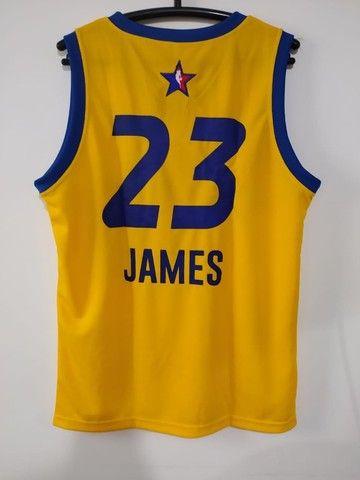 Regata NBA Allstar Amarela - Foto 2