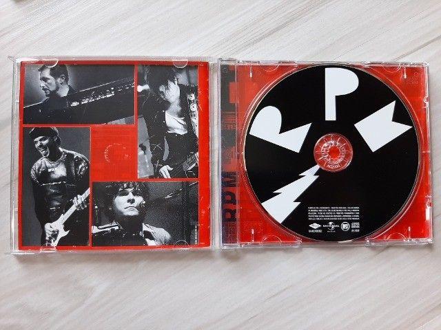 Cd RPM 2002 MTV ao Vivo - Perfeito Estado de Conservação - Foto 3