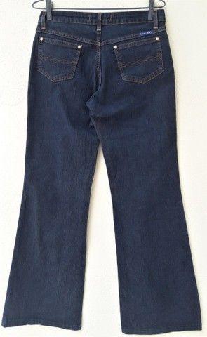 Calça Jeans Flare - Tam. 42 - Foto 2
