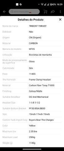 Quadro MTB boost - Foto 3