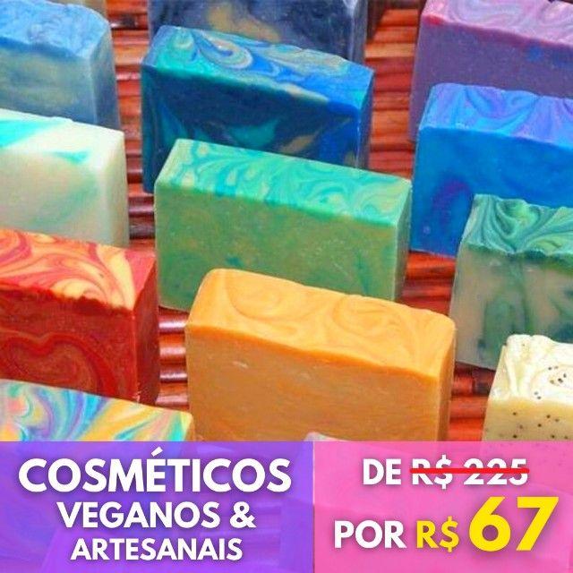 Curso cosmético artesanal - Foto 4