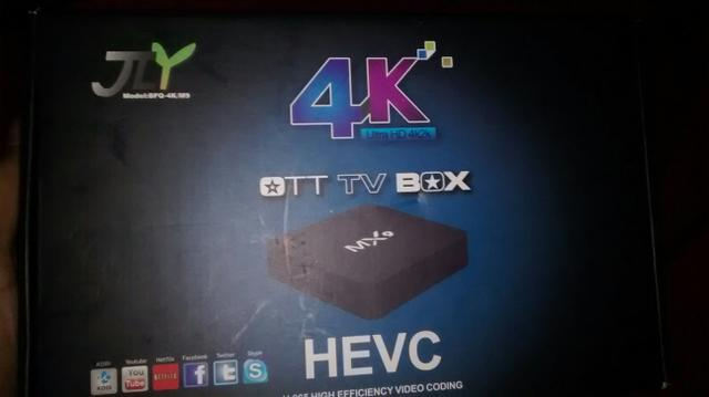 BOX TV 4K Android