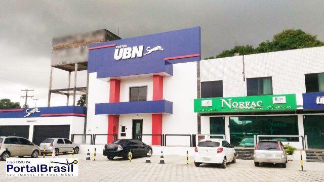 Salas Comerciais - Posto UBN, BR 316